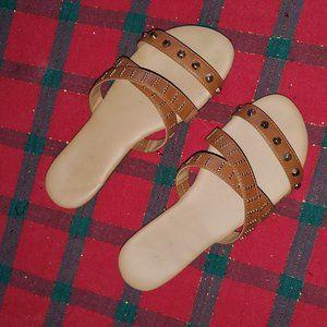 Torrid sandals sz 9.5